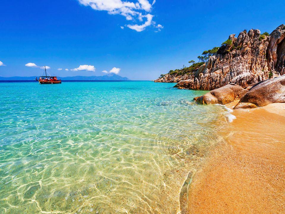 Sarti plaža