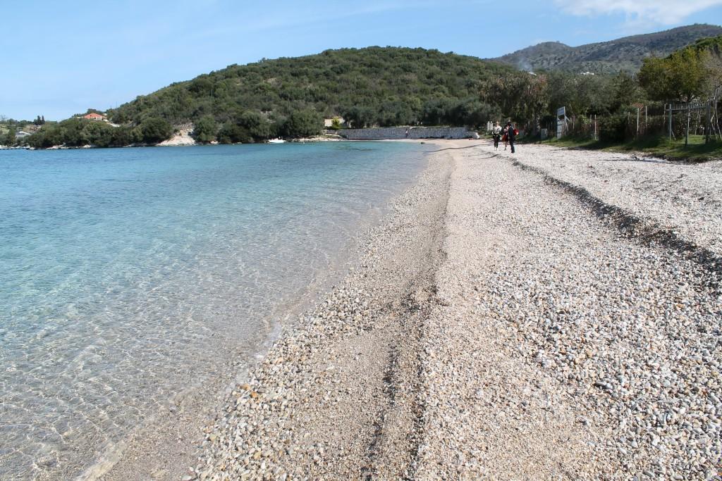 gallikos - Plaža sivote