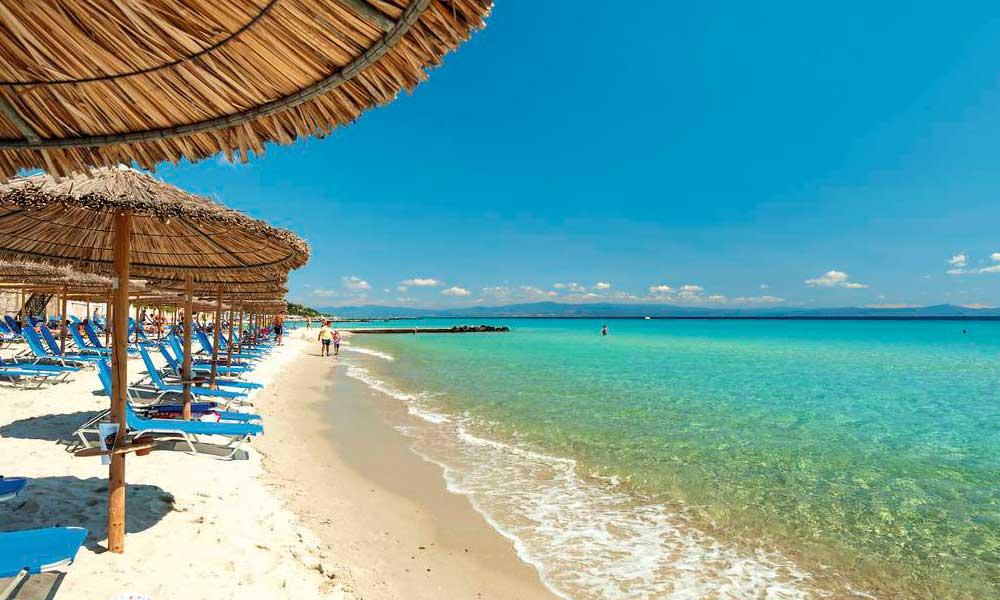 kalitea - peščana plaža