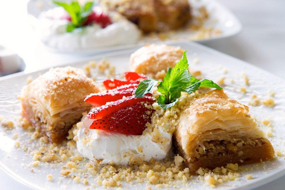 jela koja ne smete propustiti u grčkoj - baklava