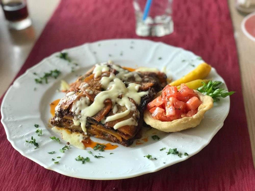 šta jesti u grčkoj - musaka