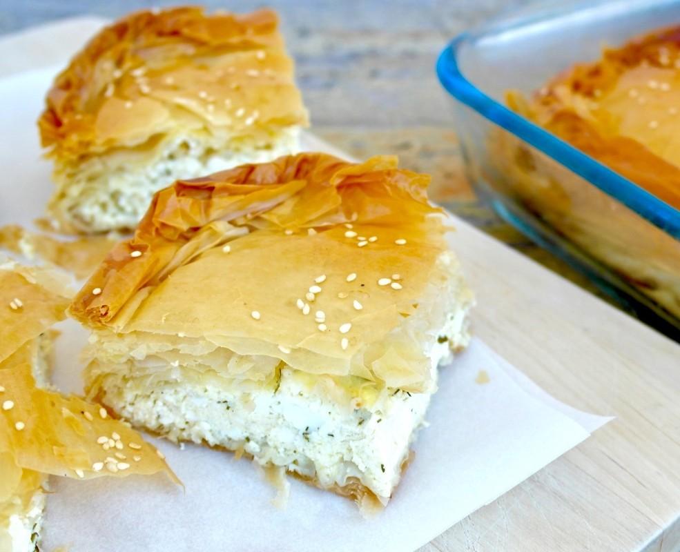 tradicionalna grčka pita