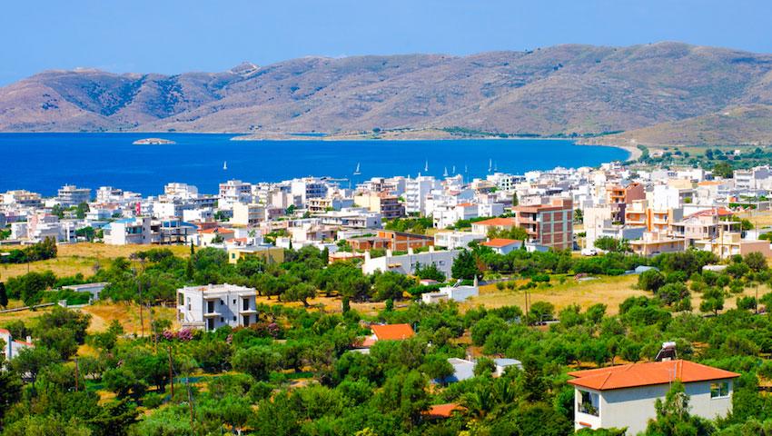 7 grčkih ostrva koja ne smete propustiti - Evija