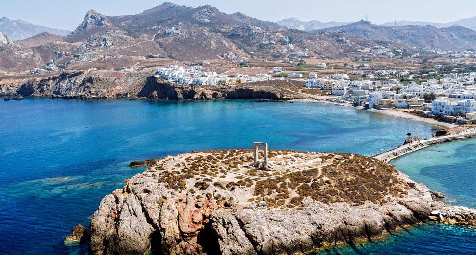 grčko ostrvo naxos