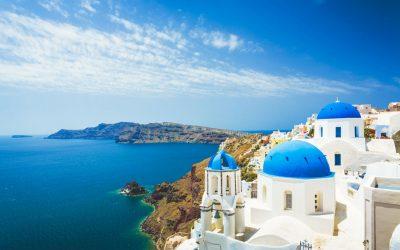 7 grčkih ostrva koja ne smete propustiti - Santonini